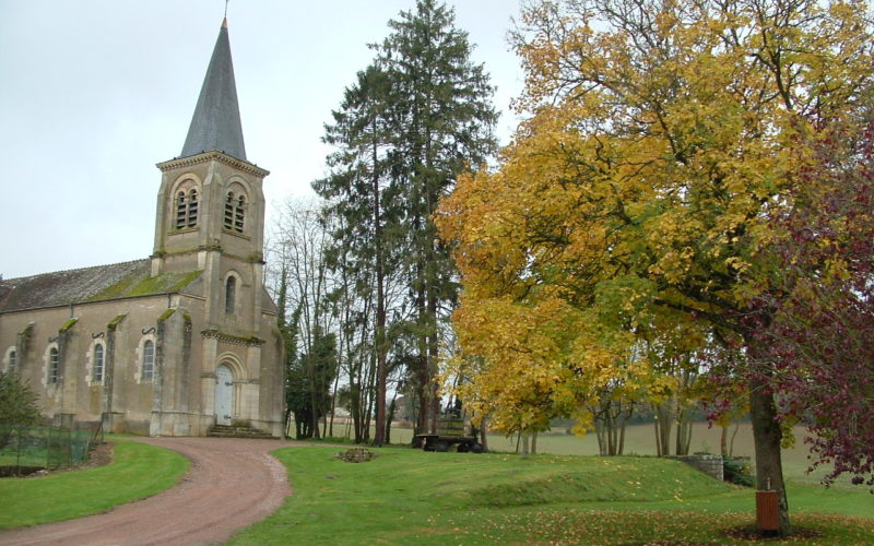 Chasnay-1JPG##église Chasnay##OT La Charité##