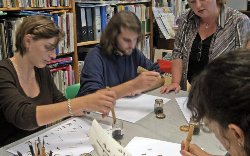 Atelier des Arts et Métiers du Livre de Patricia Muller