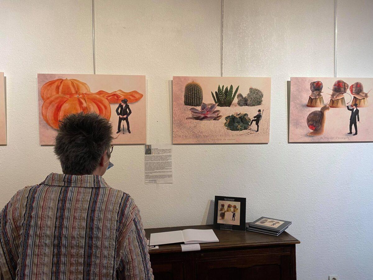 Exposition Yann Pandaries