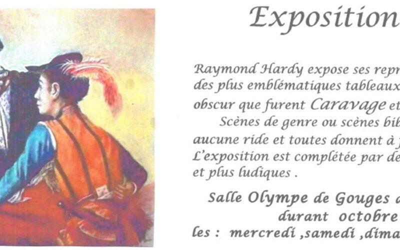 Expo-Hardyjpg##Expo_Hardy##Mairie de Guérigny##