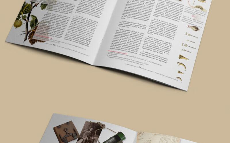 planche-herbiersjpg##Mise en page de revue##Véronique Iniesta-Camosine##